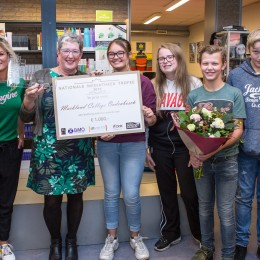 Het Markland College wint de Nationale Mediatheek Trofee 2019