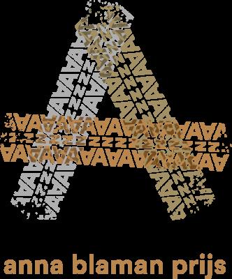 Logo Anna Blaman Prijs png