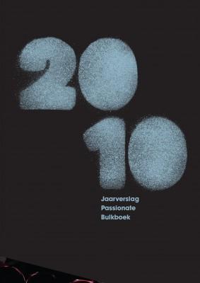 Jaarverslag Passionate Bulkboek 2010