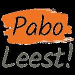 Logo Pabo Leest! -Passionate Bulkboek