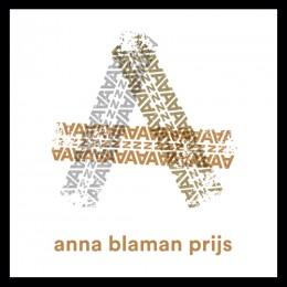 Logo Anna Blaman Prijs