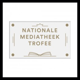 Logo Nationale Mediatheek Trofee
