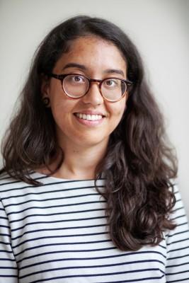 Yasmina Werlich - Projectmedewerker Jonge Jury & De Inktaap