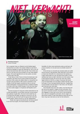 Kort Rotterdams - Oumaima Anazoum met 'Niet verwacht'