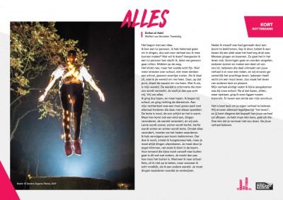 Kort Rotterdams - Zoltan El Adel met 'Alles'