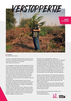 Kort Rotterdams - Pim Storms met 'Verstoppertje'