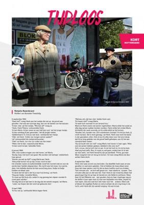 Kort Rotterdams - Natasha Rosenbrand met 'Tijdloos'