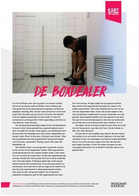 Kort Rotterdams Haitam El Bahraoui De Boxdealer (OSG Hugo De Groot)