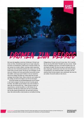 Kort Rotterdams Ibrahim Bouzian Dromen Zijn Bedrog (Lyceum Kralingen)