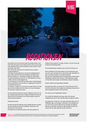Kort Rotterdams Milan Schouten Regationen (Montessori Lyceum Rotterdam)