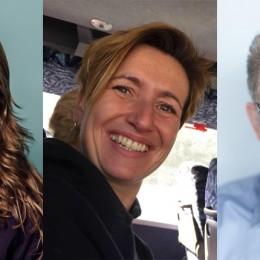 De juryleden van Write Now! Wereldwijd zijn bekend