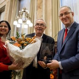 Anna Blaman Prijs 2016 uitgereikt aan Hans Sleutelaar