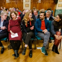 Juryleden Anna Blaman Prijs 2019