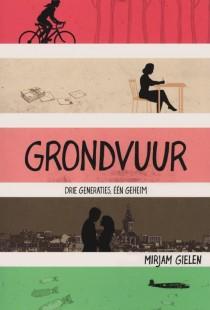 Grondvuur van Mirjam Gielen is genomineerd voor de Jonge Jury Debuutprijs 2020