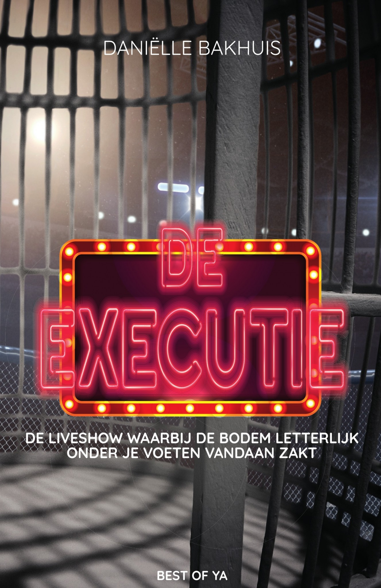 De executie van Daniëlle Bakhuis is één van de elf Leestips van de Jonge Jury 2020