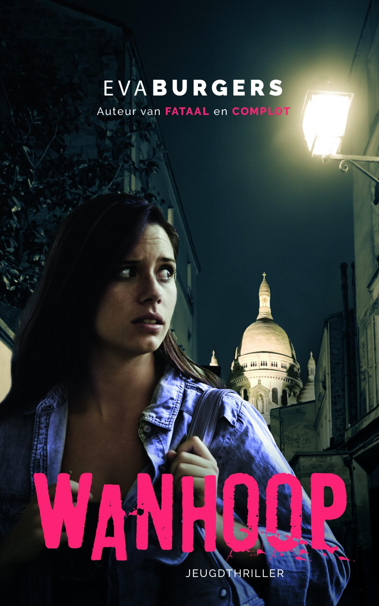 Het boek 'Wanhoop' van Eva Burgers is één van de elf Leestips van de Jonge Jury 2020