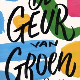 Cover van het boek De geur van groen van Pamela Sharon