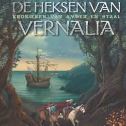 De heksen van Vernalia van Johan Vandevelde en Martin Muster