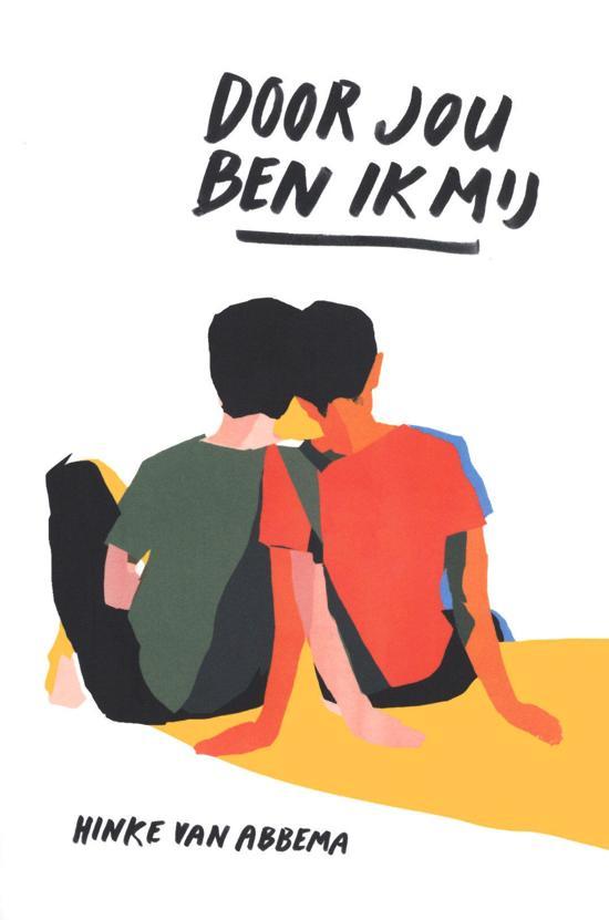 Het boek Door jou ben ik van mij van Hinke van Abbema is één van de elf Leestips van de Jonge Jury 2020