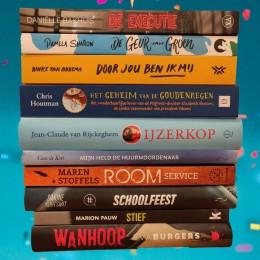 De tien Leestips van de Jonge Jury 2020
