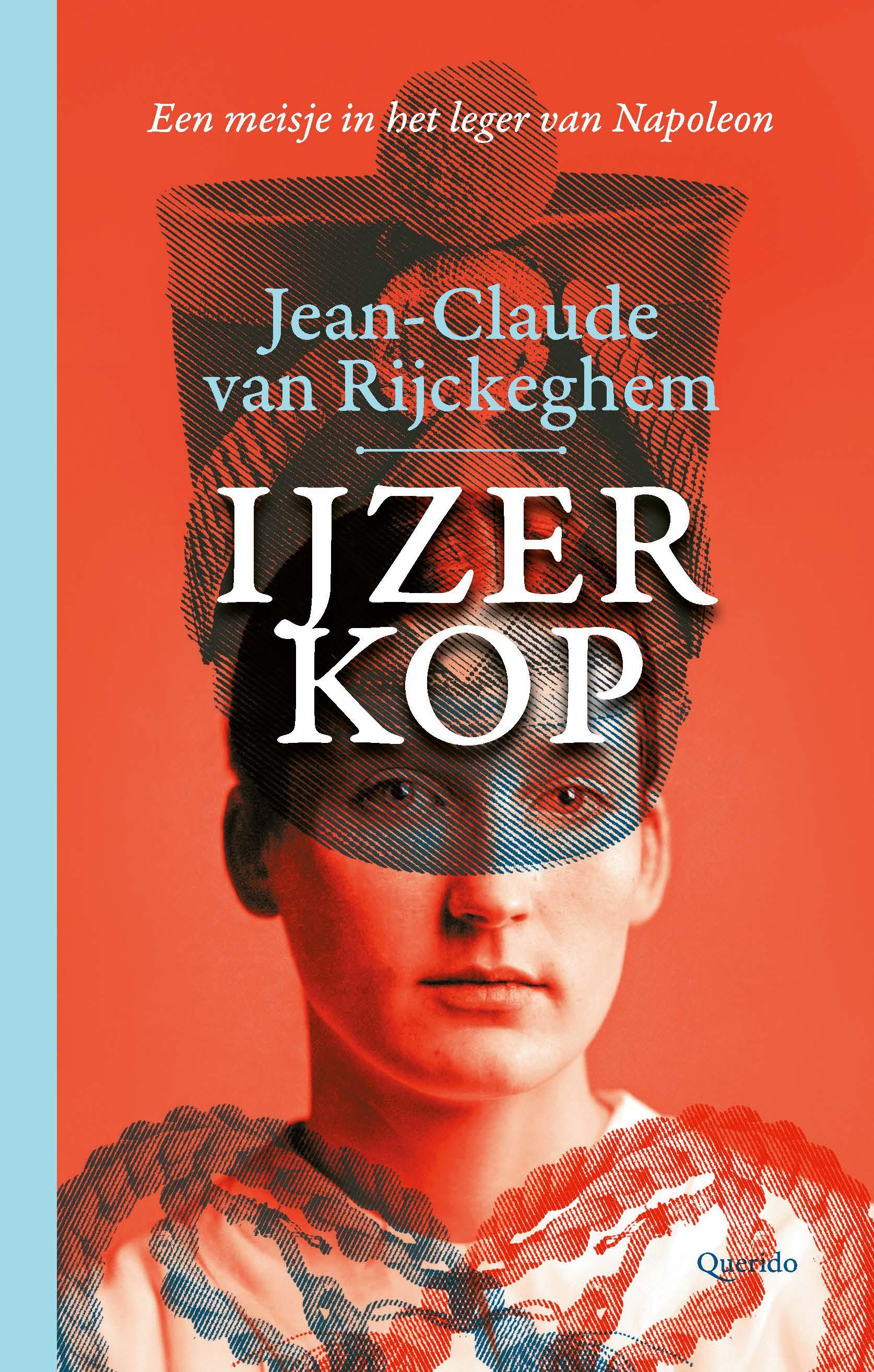Het boek 'IJzerkop' van Jean-Claude van Rijckeghem is één van de elf Leestips van de Jonge Jury 2020