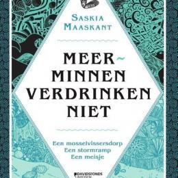 Meerminnen verdrinken niet van Saskia Maaskant is Tip van de Week van de Jonge Jury 2021