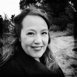 Pamela Sharon is schrijver van de Jonge Jury Leestip 'De geur van groen'