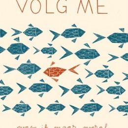 Cover van het boek Volg me van Sophie Jansen