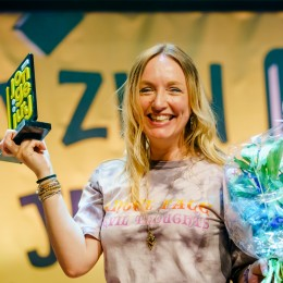 Het boek Wild van Mel Wallis de Vries wint de Prijs van de Jonge Jury 2019