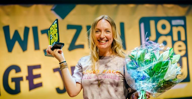 Winnaar Prijs van de Jonge Jury 2019 Mel Wallis de Vries voor Wild