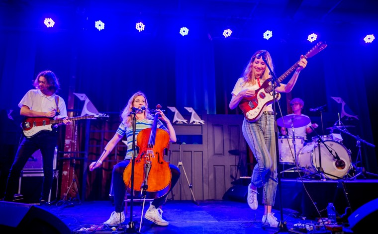 Clean Pete sluit in Kantine Walhalla Geen Daden Maar Woorden Festival 2018 af.