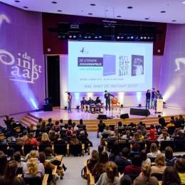 wessel te gussinklo is de eerste genomineerde voor de inktaap 2021