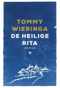 Cover van het boek De heilige Rita van Tommy Wieringa