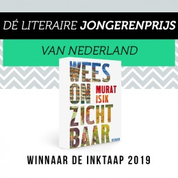 Murat Isik wint De Inktaap 2019